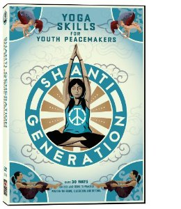 Yoga Skills for Youth Peacemakers DVD
