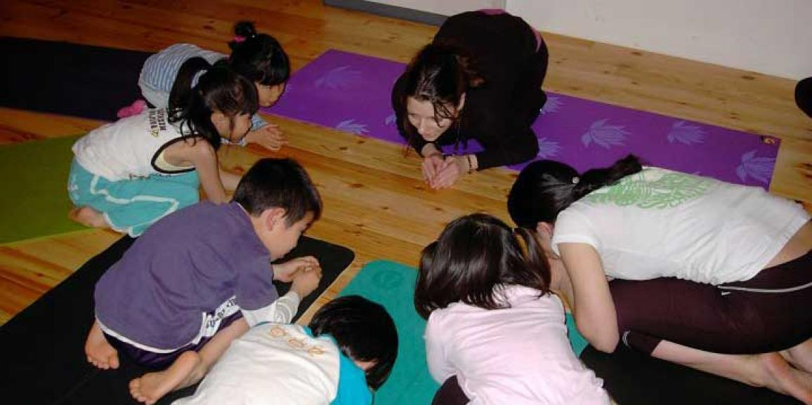 Physical Benefits of Yoga for Children with Special Needs