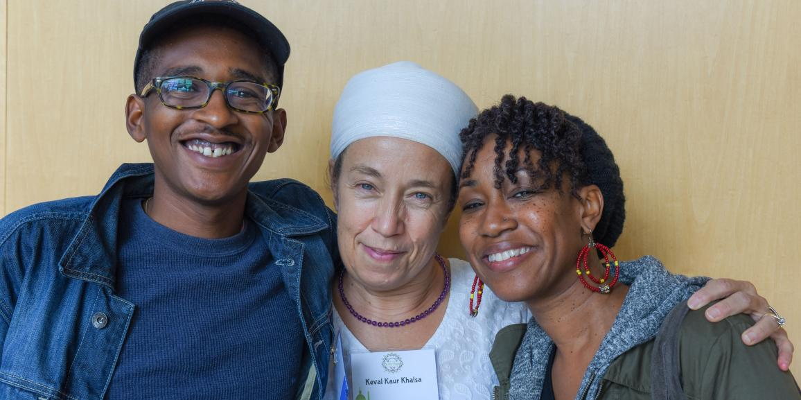 The  Heart of Reconciliation: Unexpected Healing at the National Kids Yoga Conference