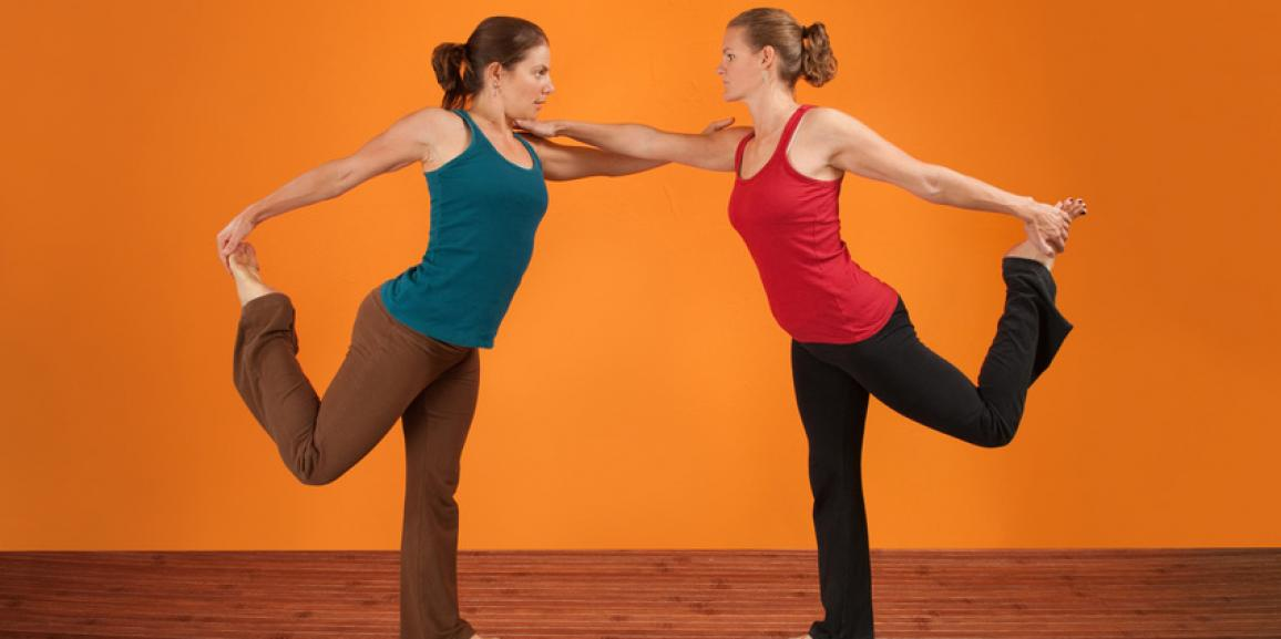 Being an Ally: The First Step to Guiding Teens in Partner Yoga