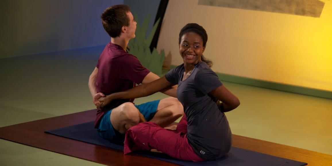 The Real Reasons Teens Love Partner Yoga