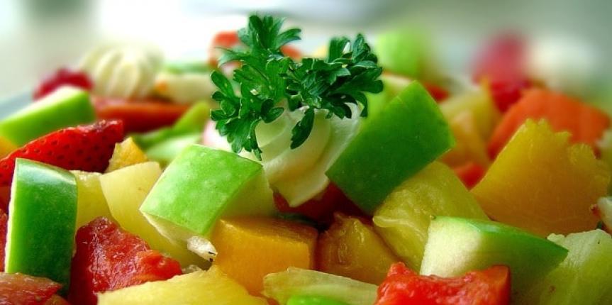 Eating Good Feels So Good!  The Yoga of Food