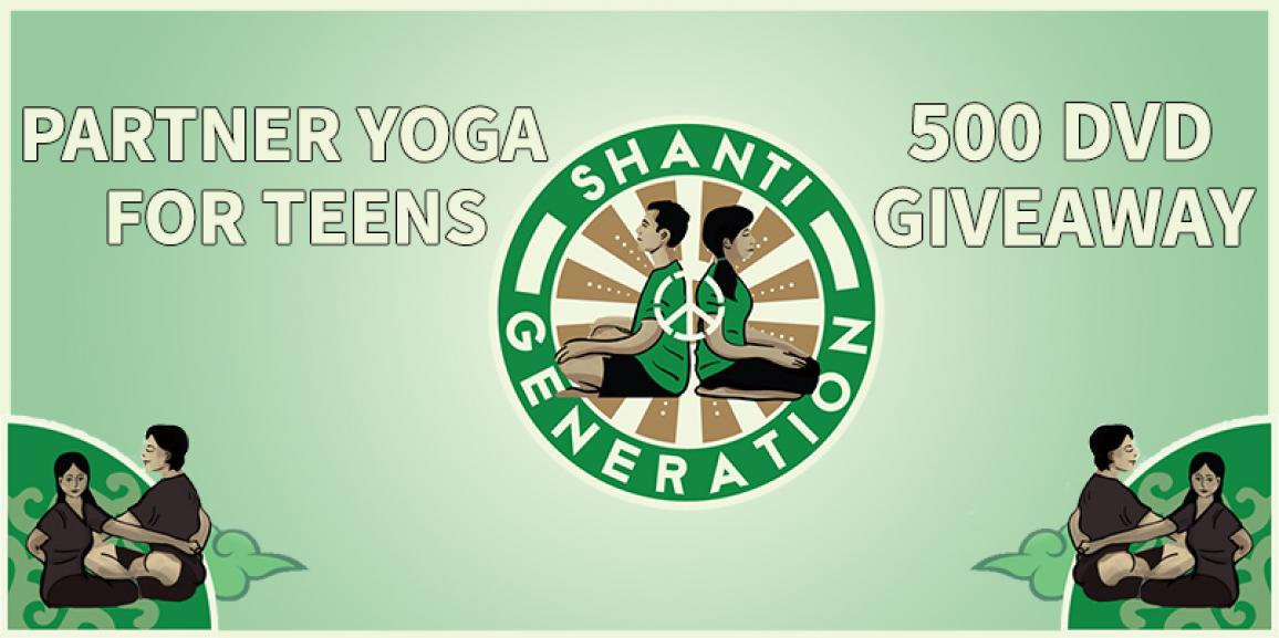 Announcing the Shanti Generation 500 DVD Giveaway!